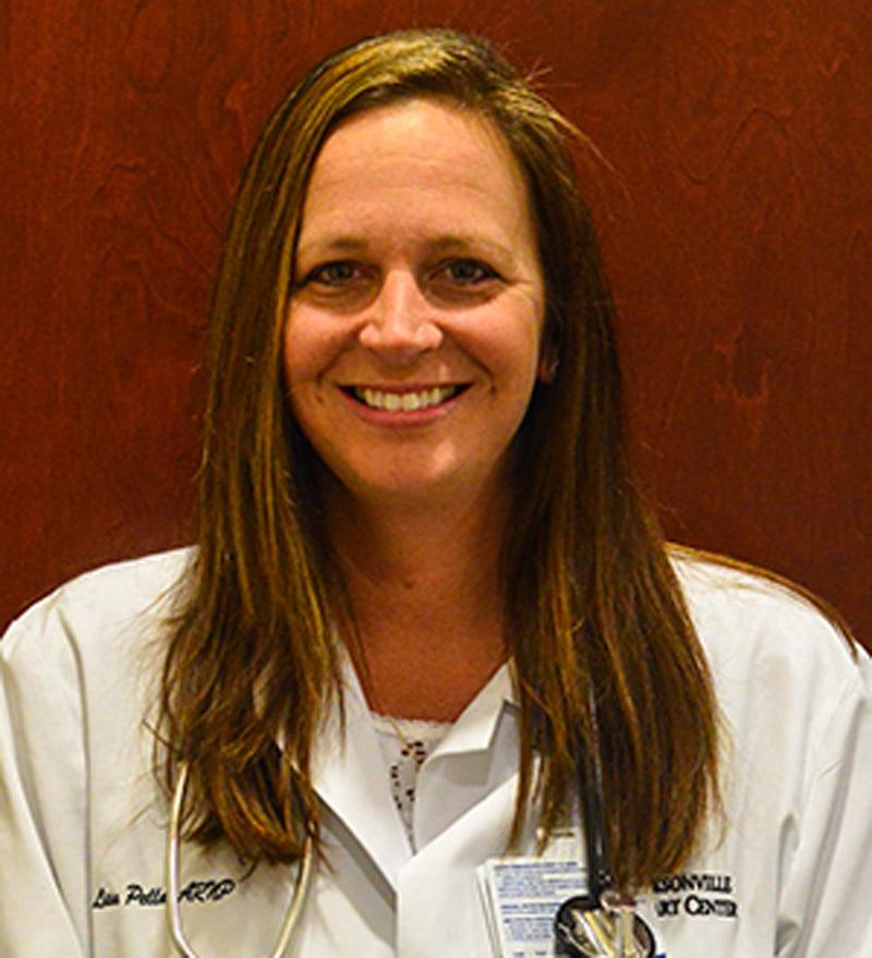 Lisa P. - Certified Acute Care Nurse Practitioner
