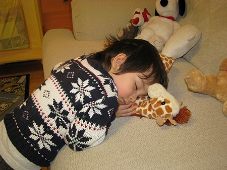 childhood sleep disorders