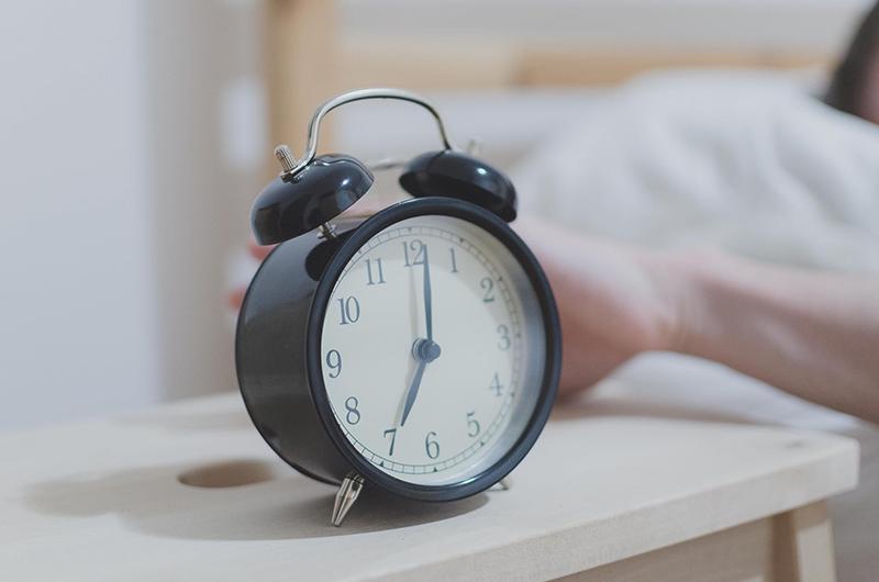 Why Do I Sleep Through the Alarm?