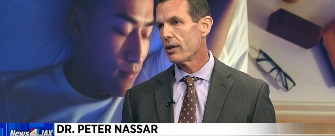 Dr. Peter Nassar on The Morning Show