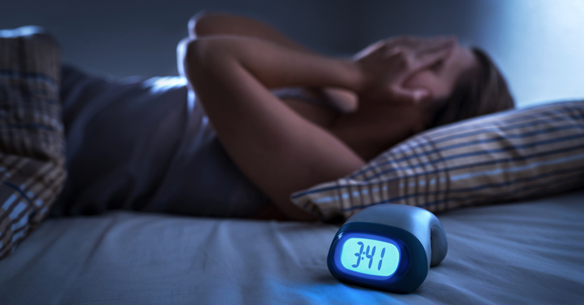 Things You May Not Know About Insomnia