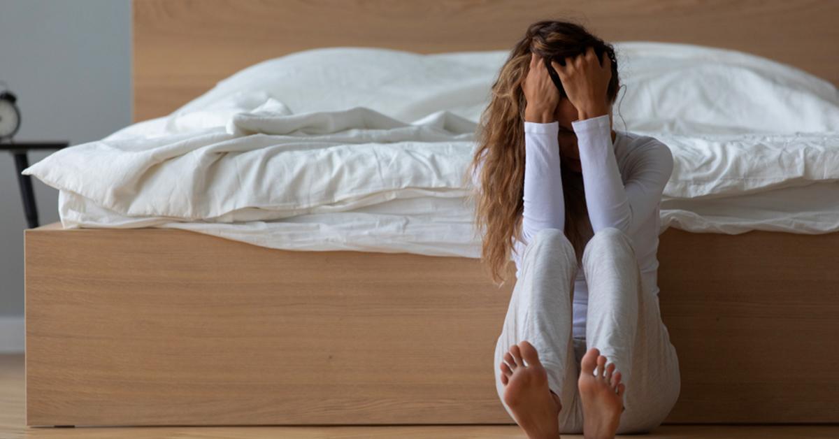 What Is A Sleep Divorce?